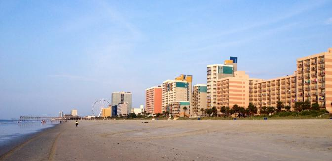 Myrtle beach south carolina best cities and places to live