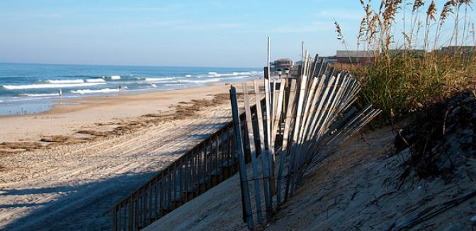 Nags Head Beaches Outer Banks NC