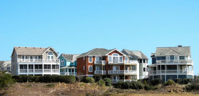 Nags Head Golf Course Homes Outer Banks NC