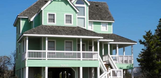 Nags Head Homes Outer Banks Golf Community