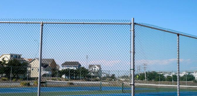 Nags Head Tennis Courts Outer Banks Golf Community