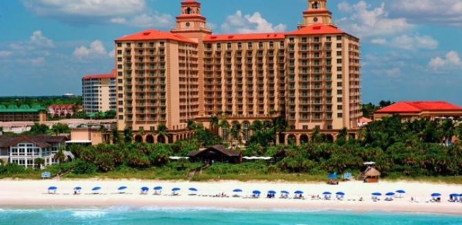 Naples Florida Beaches At Ritz Carlton