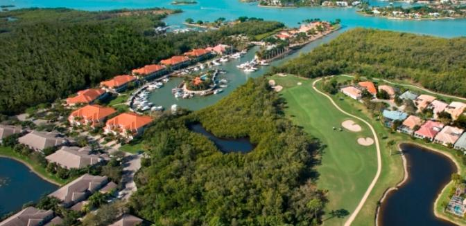 Naples Florida Marina Community