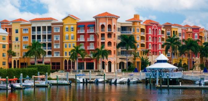 Naples Florida Waterfront Condos