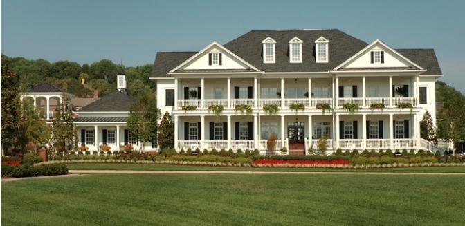 Nashville Neighborhood Westhaven Clubhouse