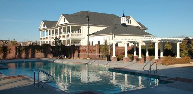 Nashville Neighborhood Westhaven Swimming Pool