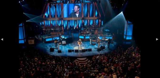 Nashville Neighborhoods Grand Ole Opry