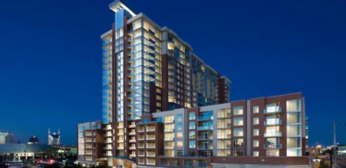 Nashville Neighborhoods Icon Gulch Downtown Condominium