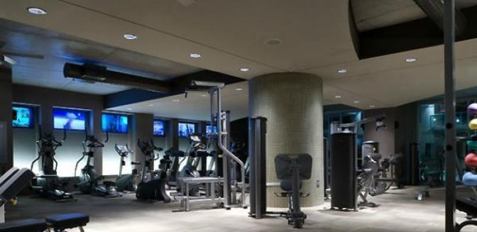 Nashville Neighborhoods Icon Gulch Downtown Fitness Center