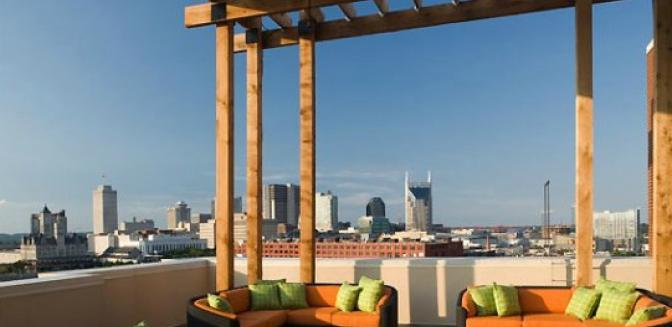 Nashville Neighborhoods Icon Gulch Downtown Rooftop