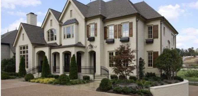 Nashville Neighborhoods The Governors Club Home Styles