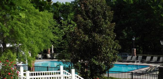 Nashville Neighborhoods The Governors Club Swimming Pool