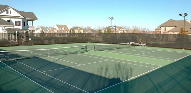 Nashville Neighborhoods Westhaven Tennis