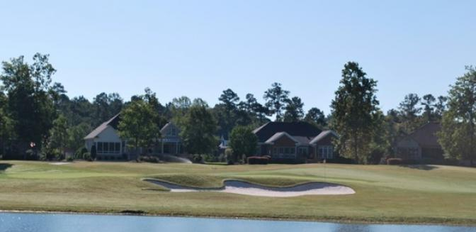 New Bern Golf Taberna Country Club Course Homes