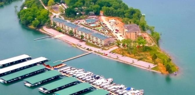Norris Lake Marinas Waterside