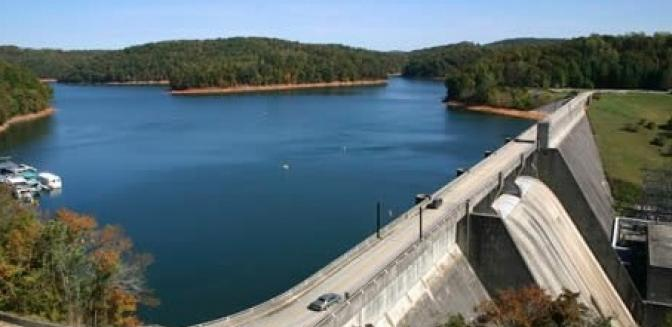 Norris Lake Marinas And Dam