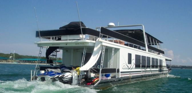 Norris Lake Marinas Houseboats