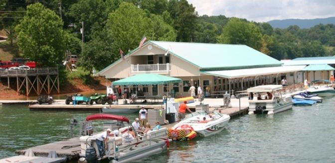 Norris Lake Marinas Restaurants