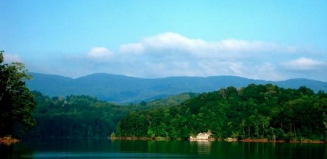 Norris Lake Marinas Views