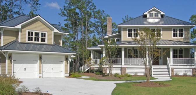 Oriental NC River Dunes Waterfront Homes