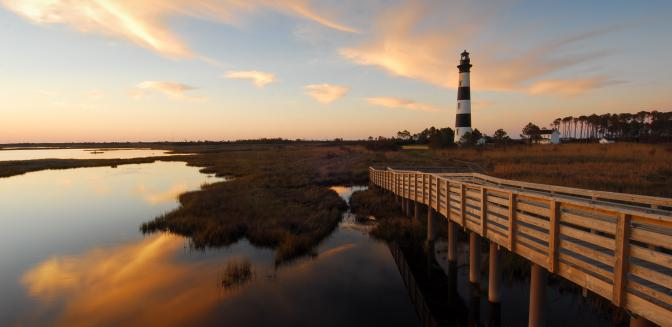 Outer Banks NC Lighthouse