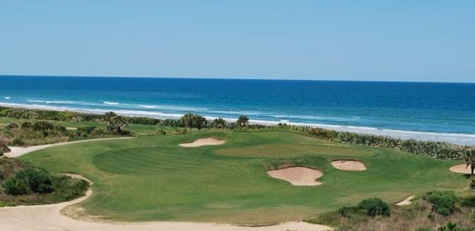 Palm Coast Homes Cinnamon Beach Golf Course
