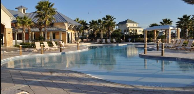 Palm Coast Homes Cinnamon Beach Pools