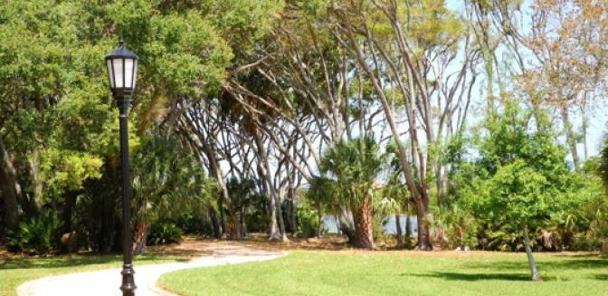 Palm Coast Homes Grand Haven Walking Trails