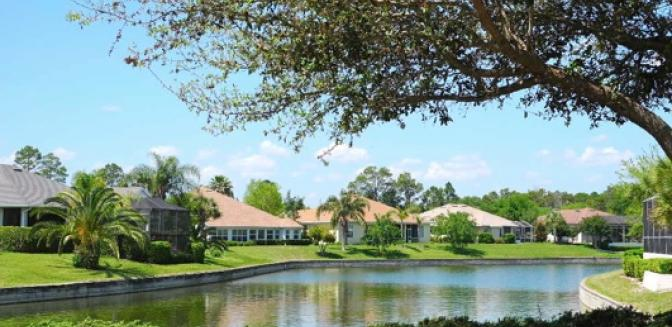 Palm Coast Homes Grand Haven Waterfront Property