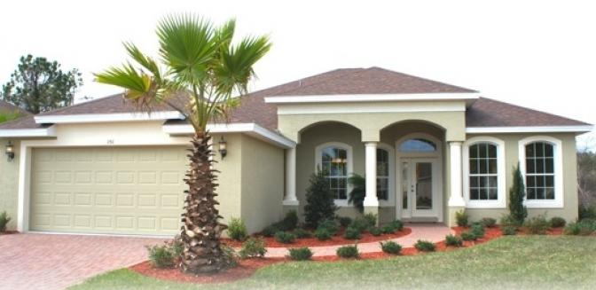 Palm Coast Homes Hidden Lakes Princeton