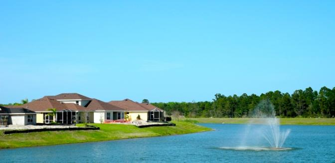 Palm Coast Homes Hidden Lakes