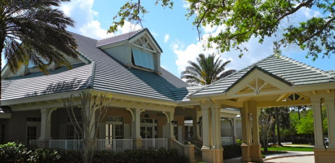 Palm Coast Homes Plantation Clubhouse