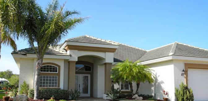 Palm Coast Homes Tidelands Neighborhood