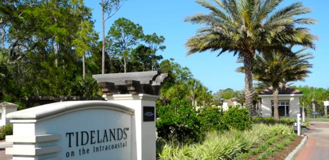 Palm Coast Homes Tidelands Waterfront Community