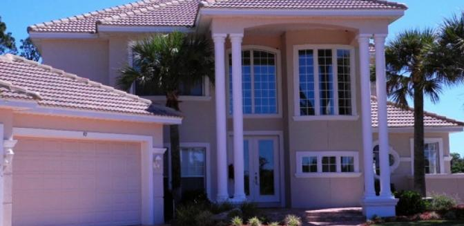 Palm Coast Homes Custom Built