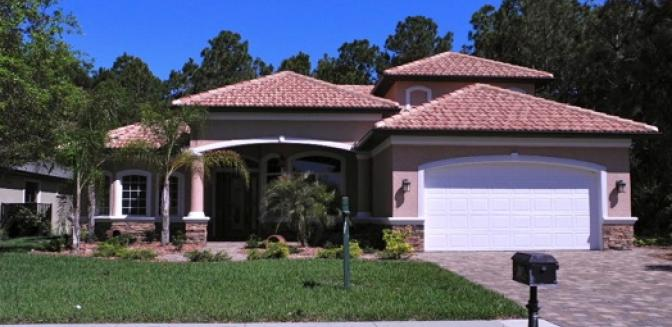 Palm Coast Homes Energy Efficient