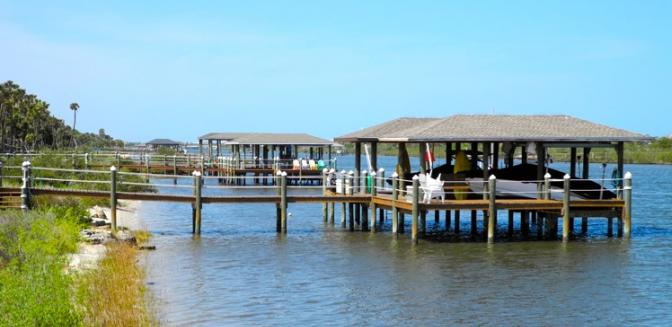 Palm Coast Homes Waterfront Access