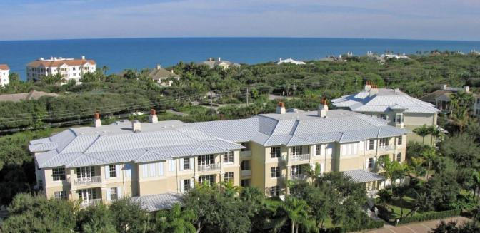 Palm Island Plantation Condominiums Vero Beach
