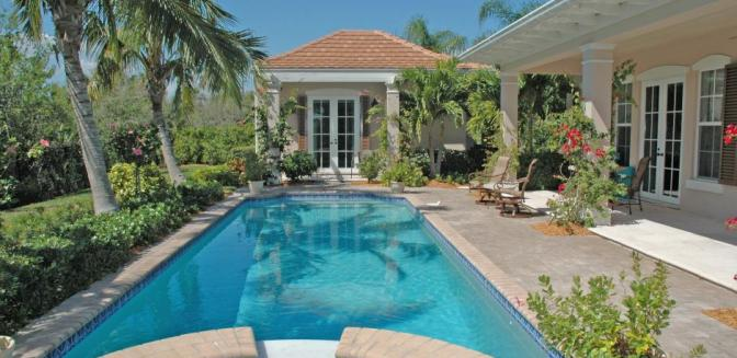 Palm Island Plantation Homes Vero Beach A