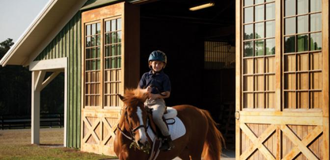 Palmetto Bluff SC Equestrian Center