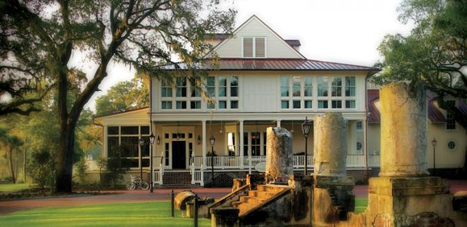 Palmetto Bluff SC River House