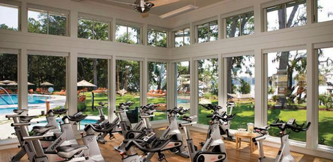 Palmetto Bluff SC Fitness Center