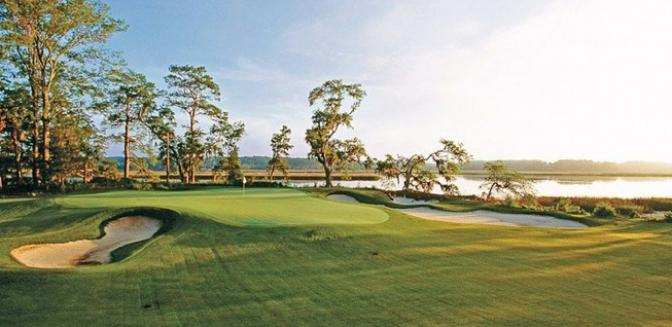 Palmetto Bluff Golf Course