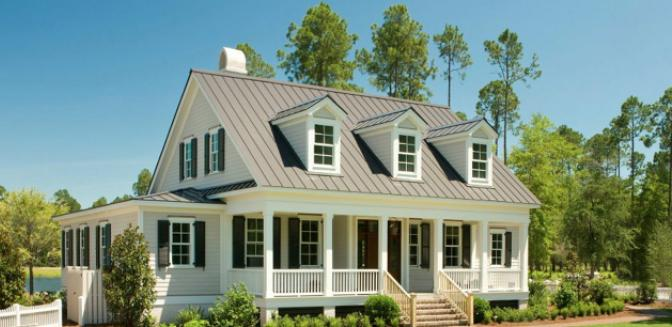 new homes at Palmetto Bluff