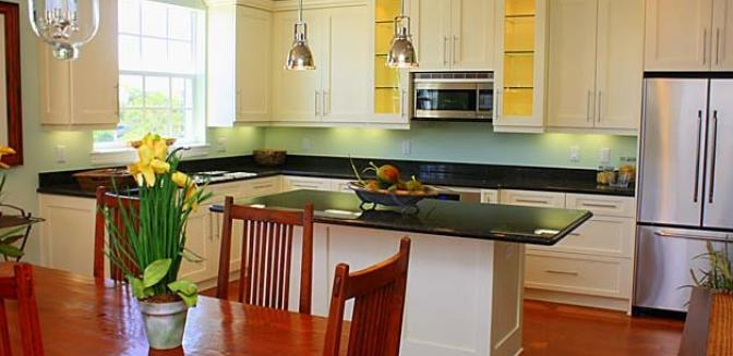Pineapple Grove Delray Beach Townhome Kitchen Designs
