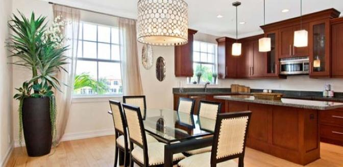 Pineapple Grove Delray Beach Townhomes Kitchen Finishes
