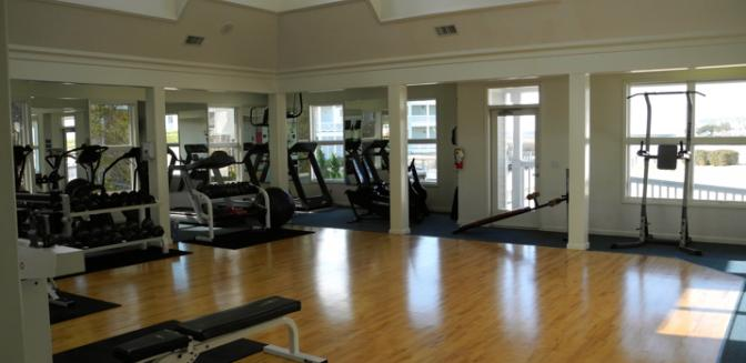 Pirates Cove Gated Outer Banks Community Fitness Center