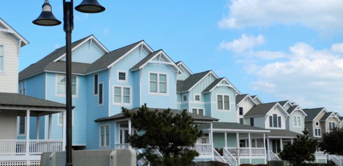 Pirates Cove Gated Outer Banks Community Home Styles