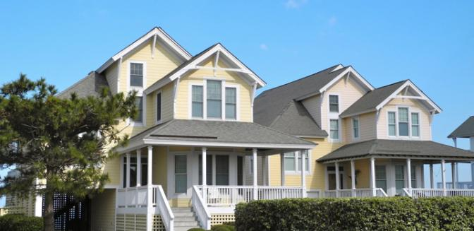 Pirates Cove Gated Outer Banks Community Homes