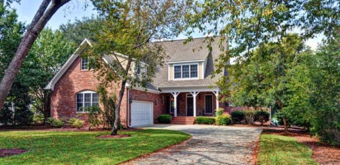 Porters Neck Country Club Home Styles